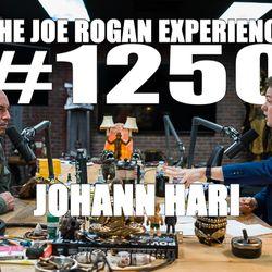 #1250 - Johann Hari