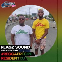 #ReggaeRecipe Resident DJ 029 - Flagz Sound (@flagzsound)
