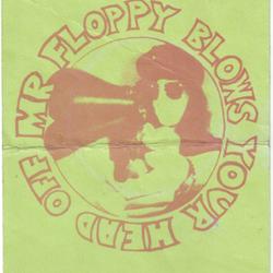 Ernie Munson - Live @ Mr. Floppy (My Pet is Magic) Sept.'91 _side.a