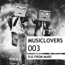 MusicLovers #003 - by Djs From Mars