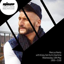 RINSE FM // KISSY SELL OUT (Guest Mix for Marcus Nasty) 10/05/17