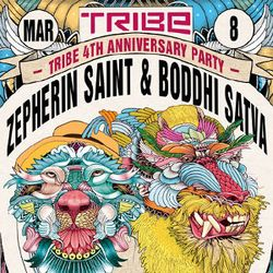 Kristel @ Tribe, Djoon, Friday March 8th, 2013