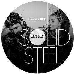 Solid Steel Radio Show 17/11/2017 Hour 2 - Omulu + IOIA  (Elza Soares tribute mix)