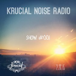Krucial Noise Radio Show #001 w/ Mr. BROTHERS