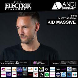 Electrik Playground 18/1/19 inc. Kid Massive Guest Mix