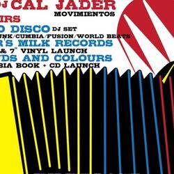 Cal Jader's Cumbia Bounce 2012