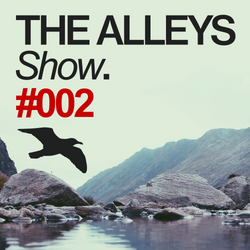 THE ALLEYS Show. #002 We Are All Astronauts