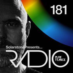 Solarstone presents Pure Trance Radio  Episode 181
