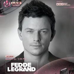 Fedde Le Grand LIVE @ Ultra Music Festival Miami 2018