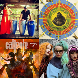 Movimientos SOAS Radio 18/1/17 w/ LA33, Money Chicha, Uji ft Femina, Sumohair & New Colombia mix