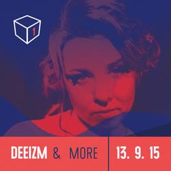 Deeizm Spotlight mixed by RUDEBOY / Shadowbox @ Radio 1 13/09/2015