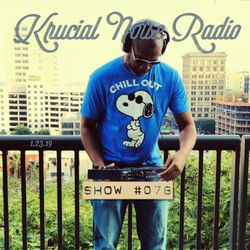 Krucial Noise Radio: Show #078 w/ MrBROTHERS