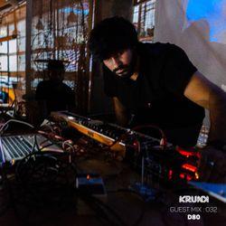 KRUNK Guest Mix 032 :: D80