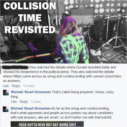 Collision Time Revisited 1619 - The Classic Comebacks