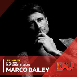 Marco Bailey live from Ibiza Sunset Sessions 24/8/2016