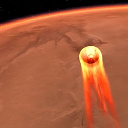 The Dreamer Descends - InSight Lands on Mars
