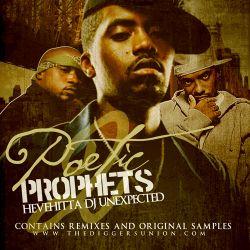 Hevehitta & DJ Unexpected - Poetic Prophets (Part 2) | Nas & Mobb Deep