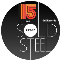 Solid Steel Radio Show 29/9/2017 Hour 2 - OYE Records