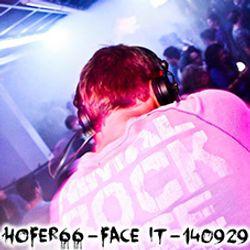 hofer66 - face it - ibiza global radio - 140929