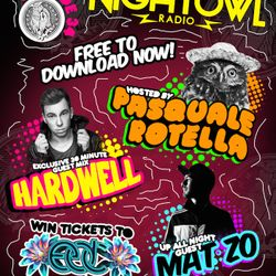 Night Owl Radio 034 ft. Hardwell and Mat Zo