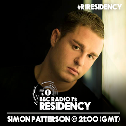 Simon Patterson - BBC Radio 1's Residency - 24.04.2014