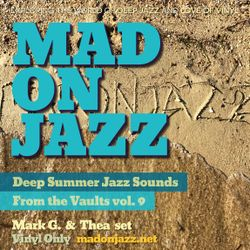 MADONJAZZ From the Vaults vol. 9: Deep Summer Jazz Sounds