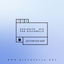 Discobelle Mix 114: Matchstick Men