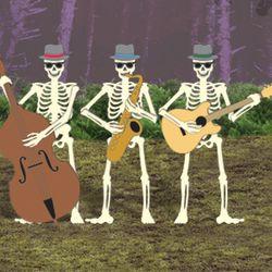 """Jazzville Episode 29 """"Halloween Special"""""""