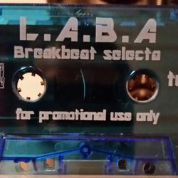 DJ Oscure - BreakBeat Selecta (side. two)