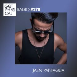 Get Physical Radio #278 mixed by Jaen Paniagua