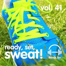 Ready, Set, Sweat! Vol. 41