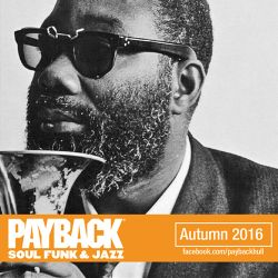 PAYBACK Soul Funk & Jazz Autumn 2016 Selection