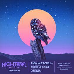 Night Owl Radio 091 ft. Fedde Le Grand and JOYRYDE