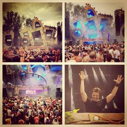 Global DJ Broadcast Aug 21 2014 - World Tour: Tomorrowland