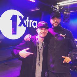 DJ S.K.T B2B DJ TARGET (BBC 1XTRA)