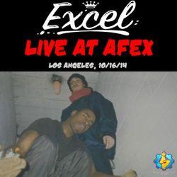 EXCEL - Live at AFEX (10-16-14) (LA)
