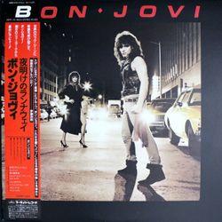 Bon Jovi = 夜明けのランナウェイ  1984  Japan