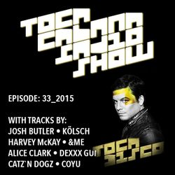 TOCACABANA RADIO SHOW 33_2015