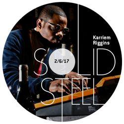 Solid Steel Radio Show 2/6/2017 Hour 2 - Karriem Riggins