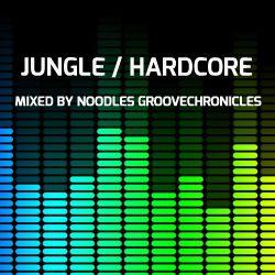 JUNGLE  & HARDCORE NU-GENERATION VOL 6 VINYL MIX NOODLES GROOVECHRONICLES