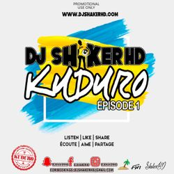 DJ ShakerHD - Kuduro 2017 Summer Mix Part 1