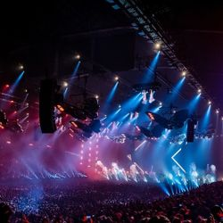 Netsky (Sony Music, Hospital Records) @ Garden Of Madness, Sportpaleis - Antwerpen (21.12.2018)