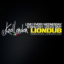LIONDUB - 09.21.16 - KOOLLONDON [JUNGLE DRUM & BASS PRESSURE]