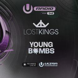UMF Radio 548 - Young Bombs