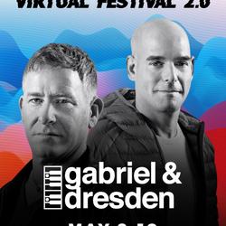 Gabriel & Dresden - 1001Tracklists Virtual Festival 2.0