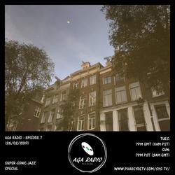 AGA Radio x SYS TV - Episode 7 (Super-Sonic Jazz Special)
