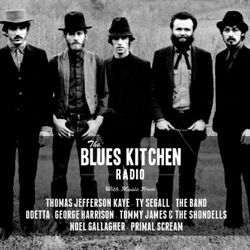THE BLUES KITCHEN RADIO: 16 SEPTEMBER 2014