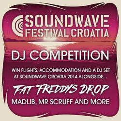Soundwave Croatia 2014 DJ Competition Entry by GONESTHEDJ