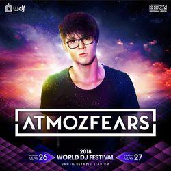 Atmozfears @ World DJ Festival, South Korea (2018-05-27)