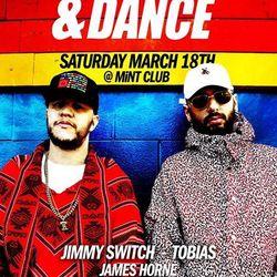 2017.03.18 - Amine Edge & DANCE @ Mint Club, Leeds, UK